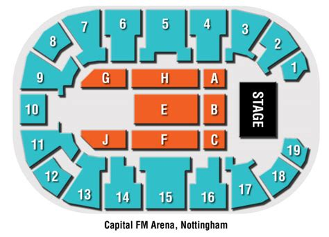 nottingham arena floor plan bryan adams tickets tour dates concerts gigantic tickets