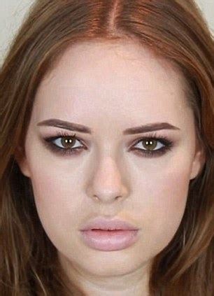 Skills tanya can recreate any celebrity look for her fans here she