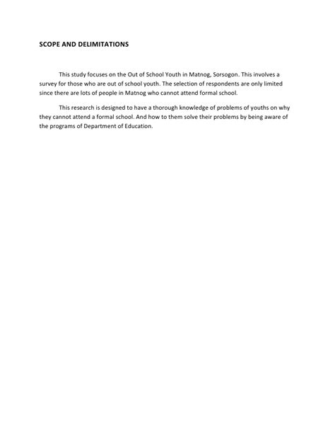 exle of scope in research paper research paper pre ed 2