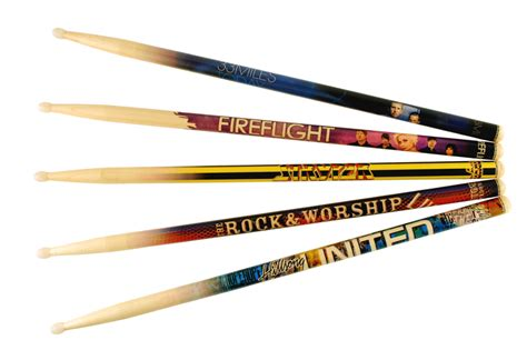 Handmade Drumsticks - customized drumsticks create your own custom drumsticks now