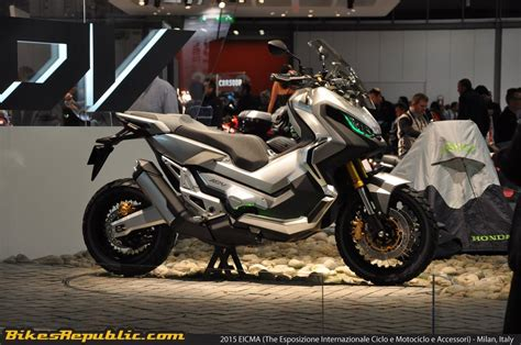 honda adventure scooter honda s adventure scooter could enter production in 2017