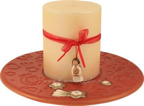 centrotavola con candela centrotavola con candela e angelo