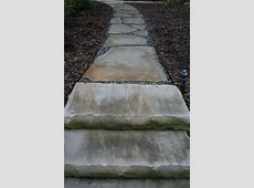 Flagstone | Stair Treads | Georgia Landscape Supply Exclamation Point Next To Wifi
