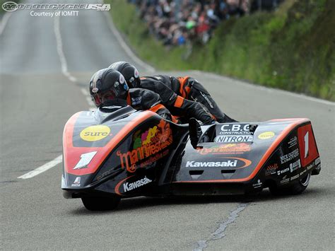 sidecar motocross racing 2012 isle of man tt racing photos motorcycle usa