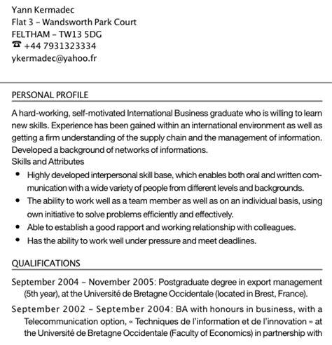 Exemple De Lettre De Motivation Logistique Modele Cv Logisticien Cv Anonyme