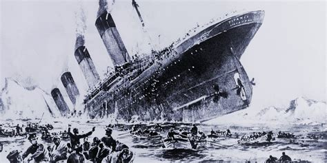 Titanic Sinking by Did An Untamed Coal Sink The Titanic