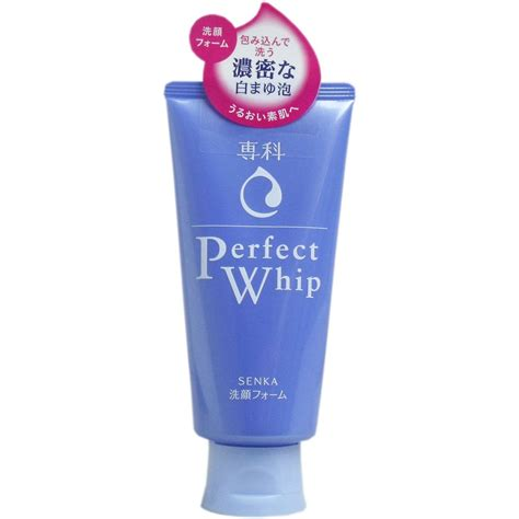 Wash Shiseido shiseido whip foam wash 120g lacuna sales
