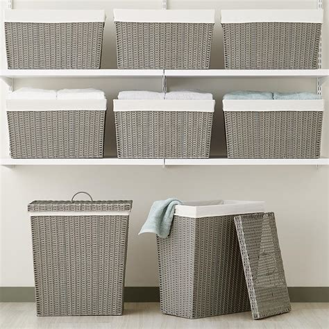 rattan laundry rattan laundry basket handle laundry appealing