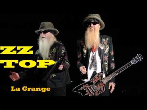 Zztop La Grange by Zz Top La Grange Backing Track