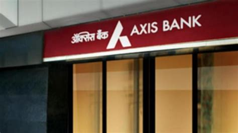 nse axis bank axis bank shares gain 3 per cent mcap rises by rs