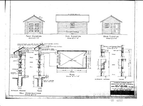 garage designs blueprints for sale home plans ideas patric tell gambrel shed