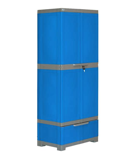 nilkamal freedom 2 door cabinet with 2 drawers brown nilkamal freedom 2 door large cabinet with drawer blue