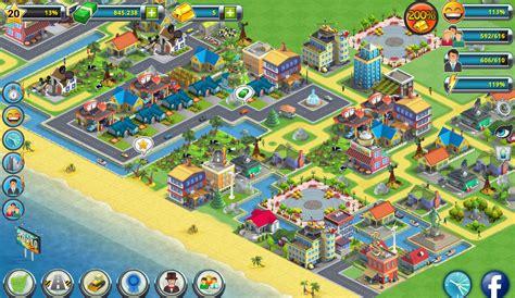game mod apk membangun kota game membangun mendesain kota city island 2 building