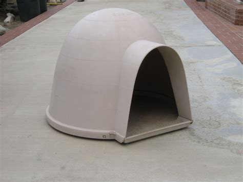 Dogloo Door Insulated Igloo Dog Noten Animals Dogloo