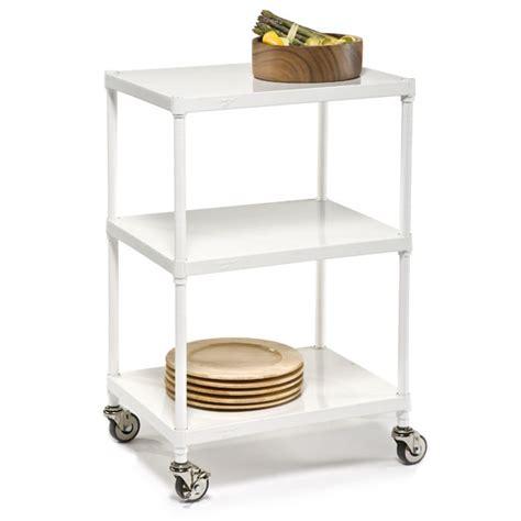 Intermetro Shelf by Serving Cart Intermetro Solid Shelf Serving Cart The