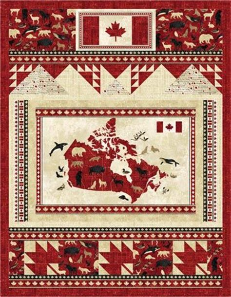 57 best images about canadiana quilt challenge on