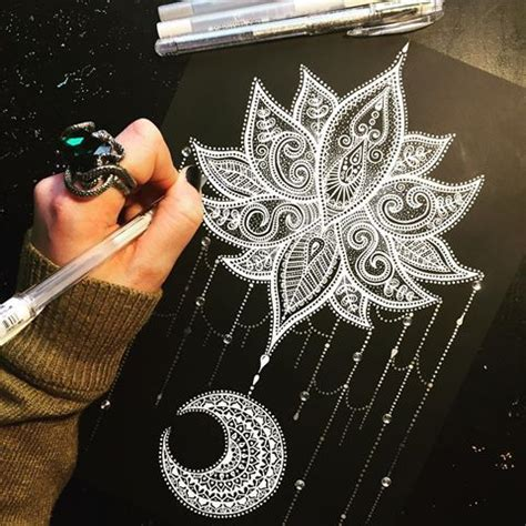 tattoo mandala ring pinterest the world s catalog of ideas