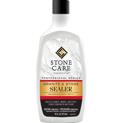 care international 16 oz granite and sealer