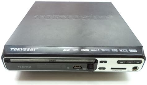 Dvd Player Tekyo souq tokyosat dvd player with usb 3 in 1 card reader