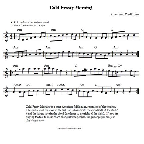 Four Post Bed Song by Free Bluegrass Fiddle Tunes Sheet 1000 Images