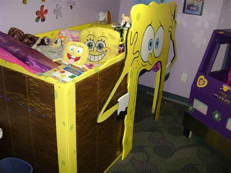 Spongebob Square Bed Deutsch Spongebob Bed