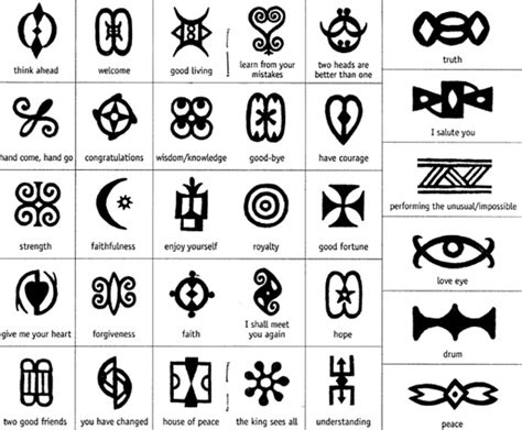 african symbols tattoos adinkra symbols and the rich akan culture heritage