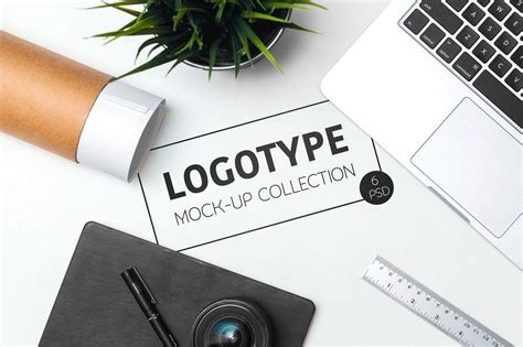 mockup design logo 100 logo psd vector mockup templates design shack