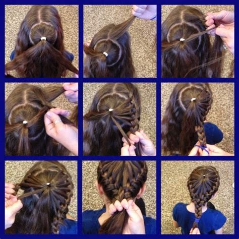 cute hairstyles and how to do it cute braided hairstyles for girls