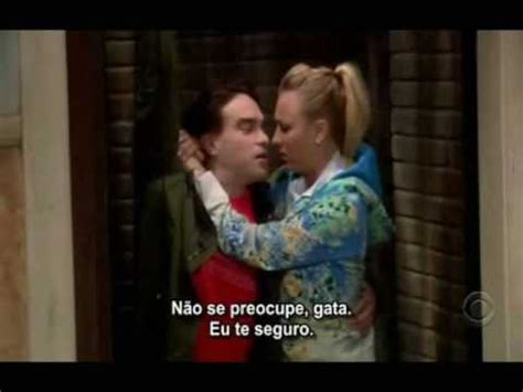 penny and leonard relationship timeline tbbt leonard and penny kisses on season one youtube