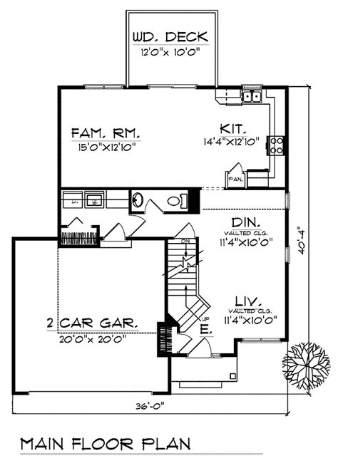 functional floor plans functional two story home plan 89399ah architectural