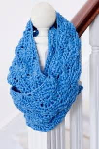 Free Infinity Scarf Pattern Hopeful Honey Craft Crochet Create A Unique Gift
