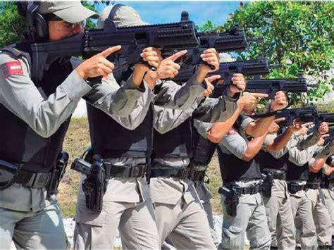 noticia aumento militares federais 2016 for 231 a nacional treina policiais militares da para 237 ba para