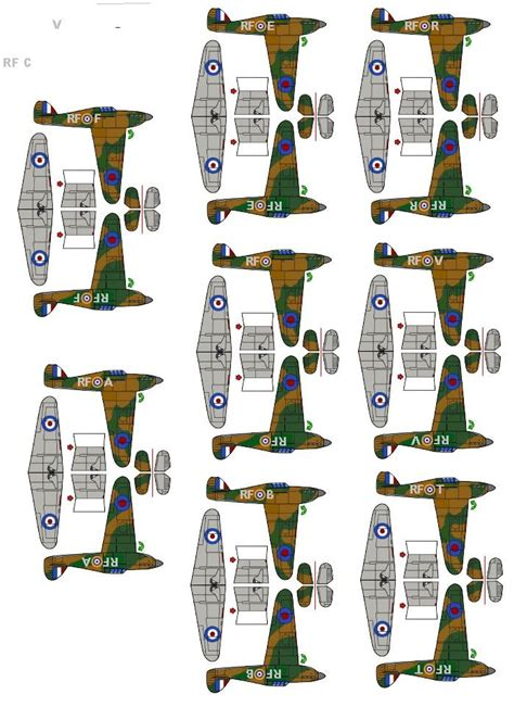 Model Papercraft - pin by carlos hernandez on plantillas aviones