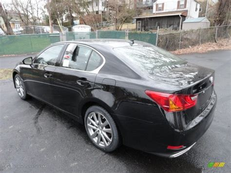 obsidian color lexus 2013 obsidian black lexus gs 350 awd 61702041 photo 2