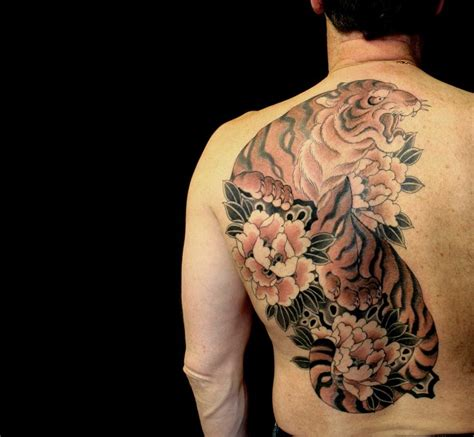 tattoo japanese tiger 53 japanese tiger tattoos and ideas