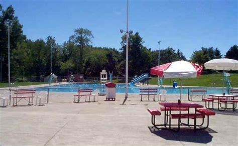 Ashland Ohio Court Records Brookside Pool City Of Ashland