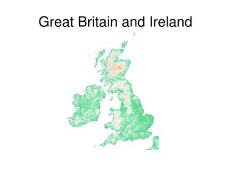 great britain ireland 97 ppt northern ireland powerpoint presentation id 96958