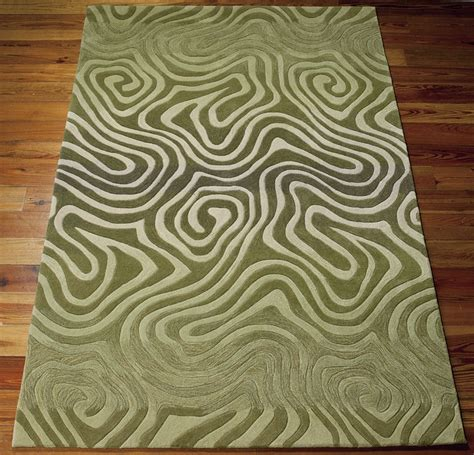 What Is A Contour Rug by Contour Con24 Avocado Rug By Nourison