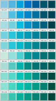 teal color chart custom challenge coin pms color chart unit coins