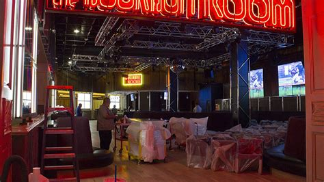 the bourbon room rock of ages the bourbon room about ready to open eater vegas