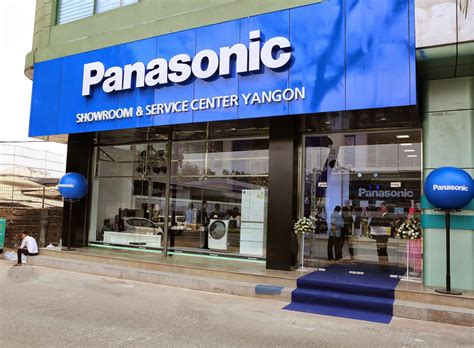 service centre panasonic opens four showrooms in southeast asia demonstrating its capabilities in