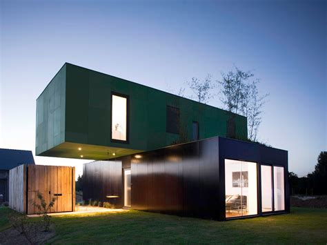 small shipping container prefab homes modern modular home