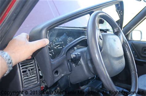 1996 Jeep Grand Instrument Cluster Not Working Moses Ludel S 4wd Mechanix Magazine How To Xj