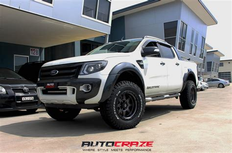 Ford Ranger Wheels Ford Ranger Rims 4x4 Road Wheels Autocraze