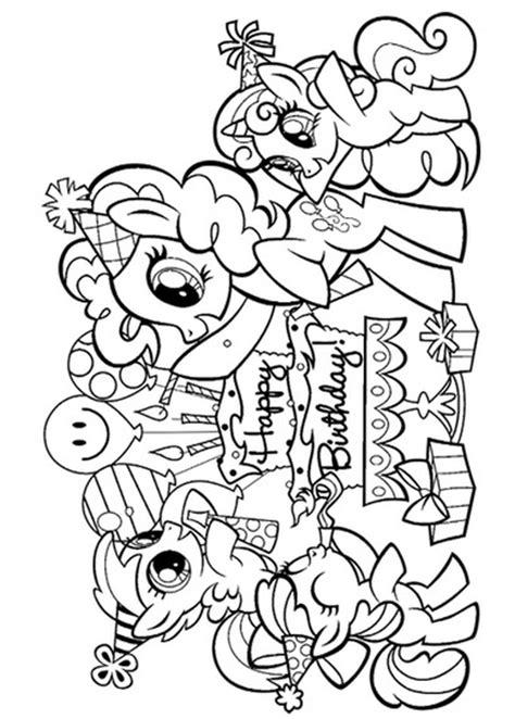Kolorowanka My Little Pony malowanka do wydruku nr 74