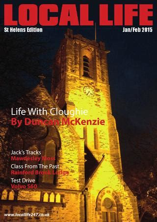 local life st helens janfeb   local life   issuu