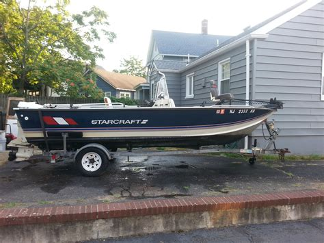 1987 starcraft bass boat starcraft 18ft center console restored the hull truth
