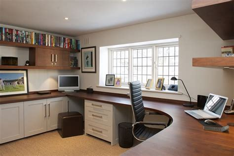 bespoke home office furniture bespoke study clarity