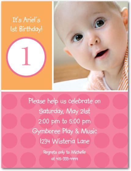 1st birthday invitation ideas birthday invitation ideas new ideas