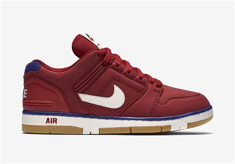 Air Force2 by Nike Air 2 Low Black Gum Sneaker Bar Detroit